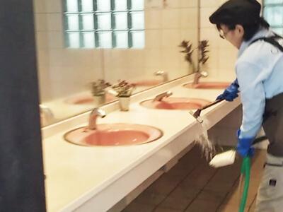 手洗い場流し